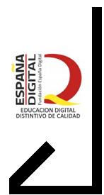 Distintivo de calidad de la educación digital