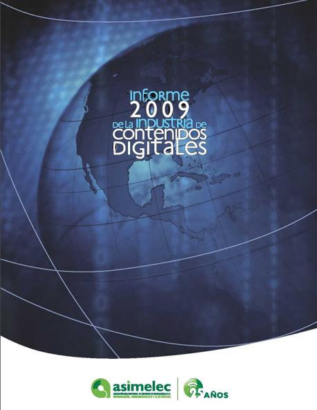Informe de Contenidos Digitales 2009