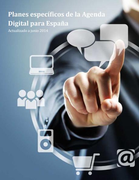 Planes y Actuaciones de la Agenda Digital para España