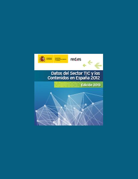 Informe del Sector de las Telecomunicaciones, las Tecnologías de la Información y de los Contenidos en España 2012
