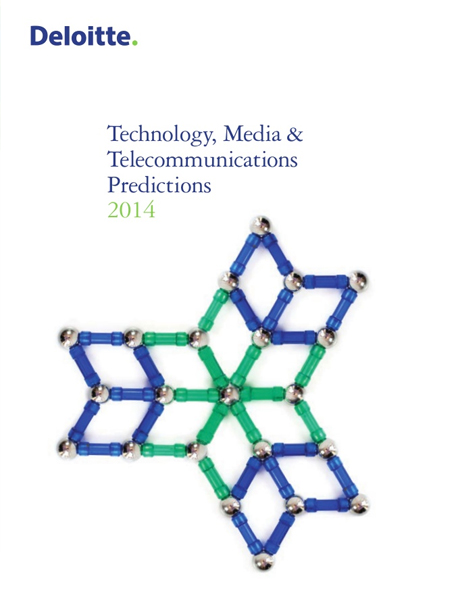 Technology, Media & Telecommunications Predictions 2014, Deloitte