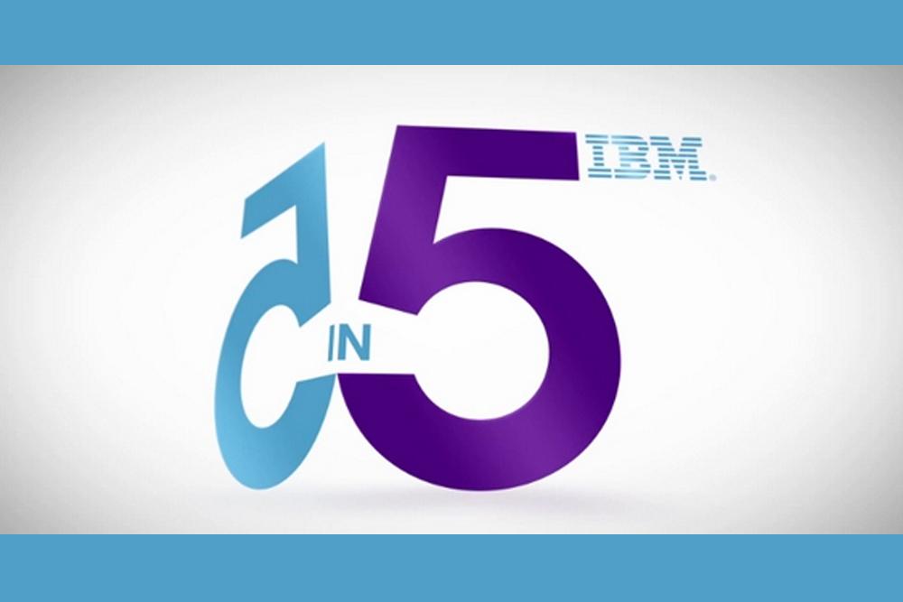 IBM presenta las 5 innovaciones que cambiarán nuestras vidas en los próximos 5 años