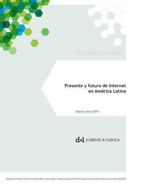 Presente y futuro de Internet en América Latina