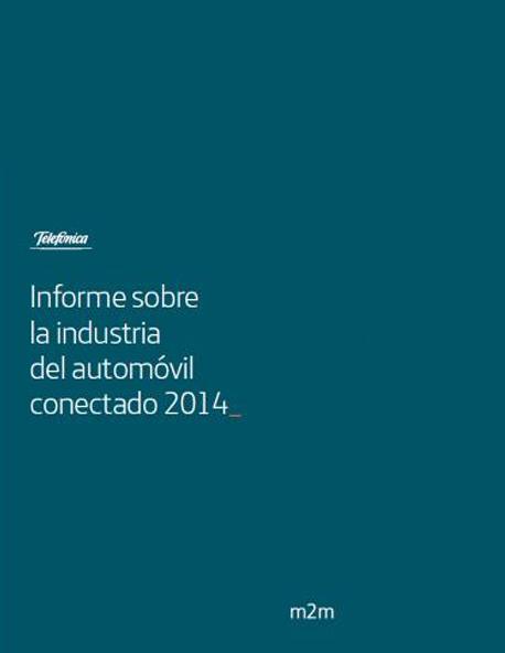 Informe sobre la industria del automóvil conectado 2014