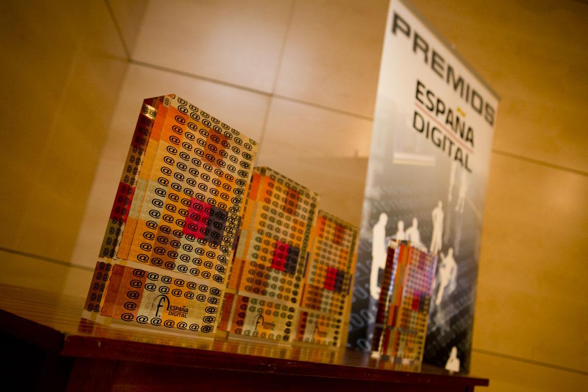 """Se convocan los premios """"España Digital"""" 2016"""