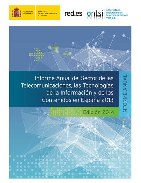 Informe anual del Sector TIC 2014