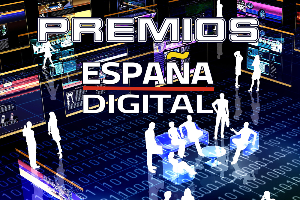 """Se conceden los Premios """"España Digital"""" 2014"""