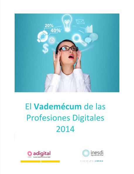 El Vademécum de las Profesiones Digitales 2014