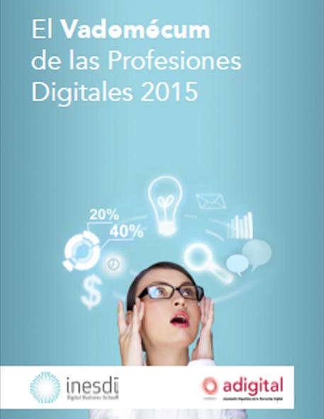 El Vademécum de las Profesiones Digitales 2015